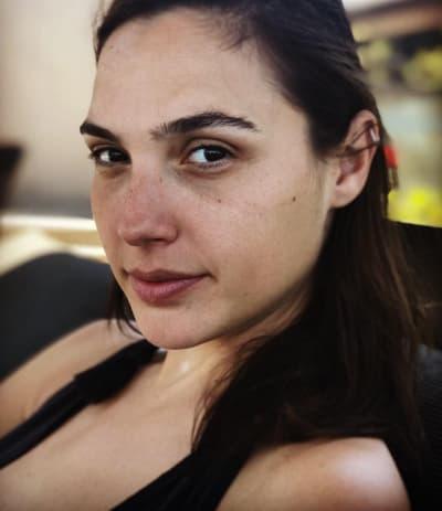 Gal Gadot Without Makeup