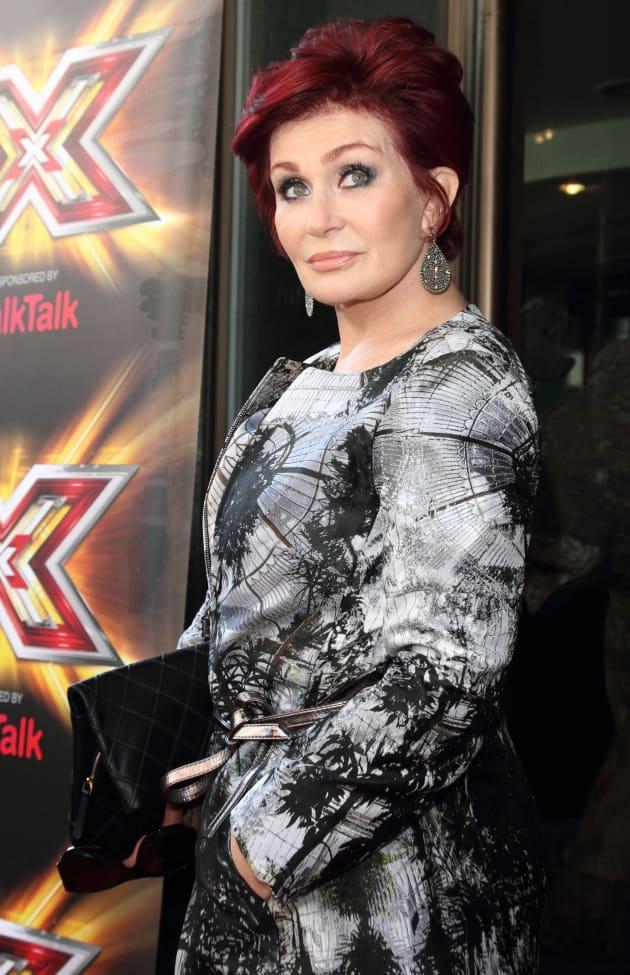 Sharon Osbourne Red Carpet Pic