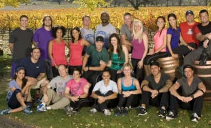 Brendon Villegas and Rachel Reilly: Cast on The Amazing Race!