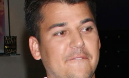 Rob Kardashian Diet Drama: Kanye Makes Me Crave Doughnuts!