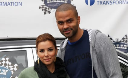 Tony Parker: Cheating on Eva Longoria With Teammate's Wife?!