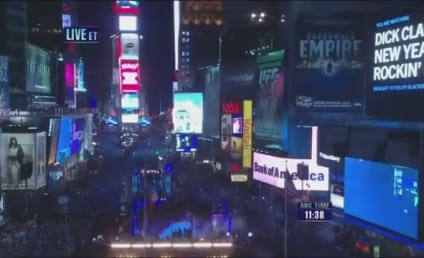 Lady Gaga New Year's Eve Performance: Watch Now!