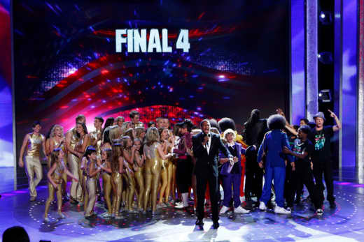 America's Got Talent Final 4