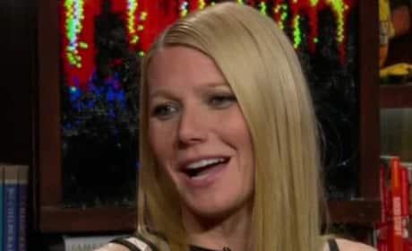 Gwyneth Paltrow Talks Drug Use