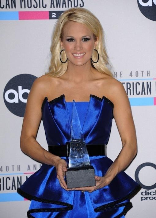 Another Win for Carrie Underwood