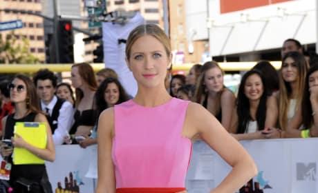 Brittany Snow at 2015 MTV Movie Awards