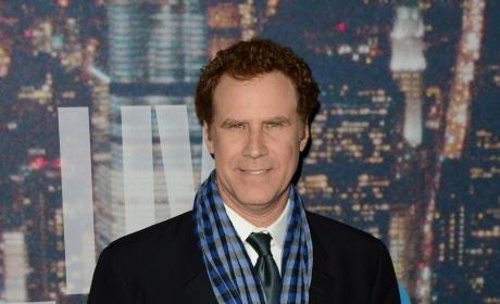 Will Ferrell at SNL 40