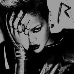 Rihanna Rated R Album Cover