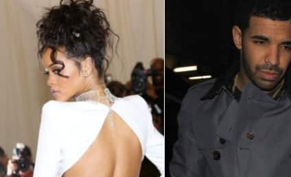 """Rihanna and Drake Break Up Again; Rapper """"Too in Love"""" with Her!"""