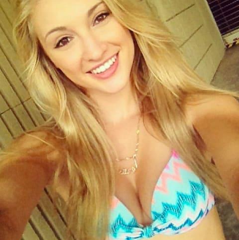 Anna Faith Bikini Picture
