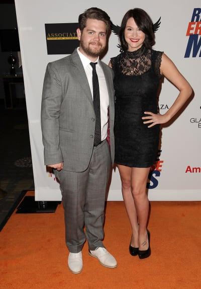 Jack Osbourne and Lisa Stelly