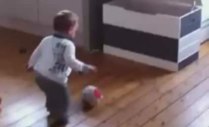 One-Year-Old is Better at Soccer Than You