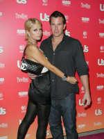 Paris Hilton with Doug Reinhardt