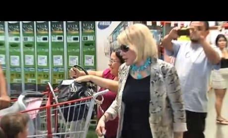 Joan Rivers: Costco Protest