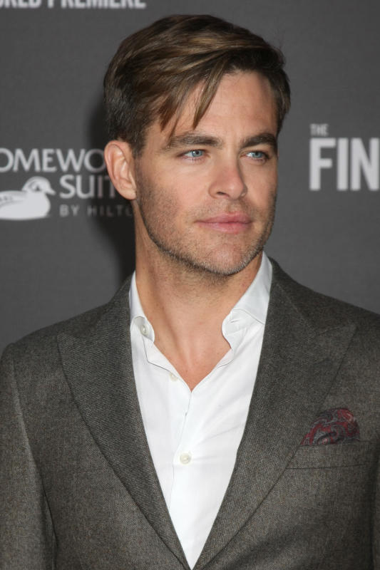 Chris Pine: 'The Finest Hours' World Premiere