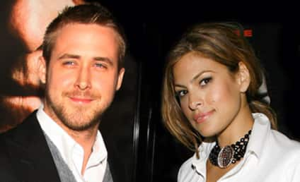 "Ryan Gosling Cried When He Saw His Daughter, The Baby ""Looks Like Eva,"" Source Says"