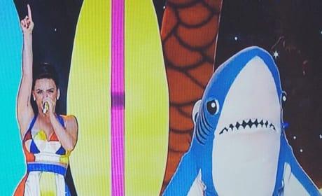 Katy Perry and Scott Myrick