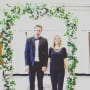 Dax Shepard and Kristen Bell, Mocking Wedding Pic