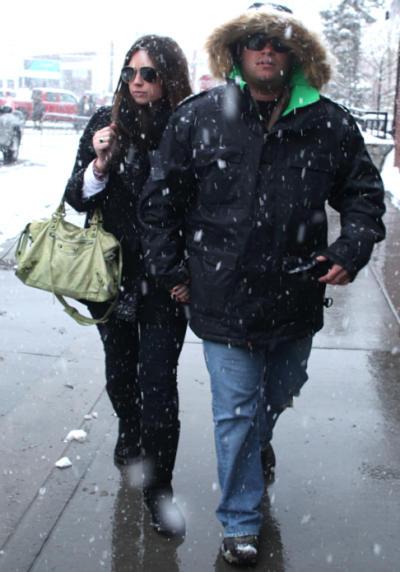 Morgan Christie and Jon Gosselin Pic