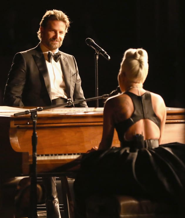 Lady Gaga Bradley Cooper: Bradley Cooper's Ex-Wife: Is She Hinting That He Banged