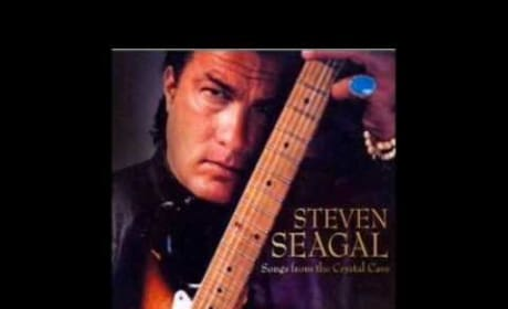Steven Seagal - Strut ft. Lady Saw