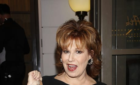 Will you miss Joy Behar on The View?