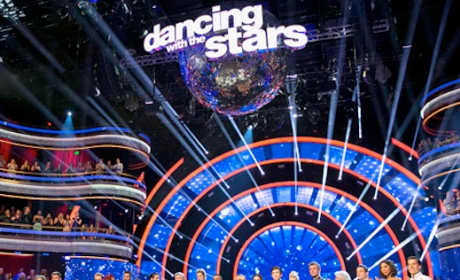 Dancing with the Stars Cast Group Picture