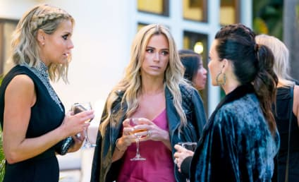 The Real Housewives of Beverly Hills Season 8 Episode 12 Recap: Gag Fit