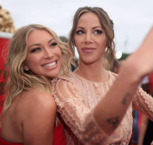 Stassi Schroeder and Kristen Doute Selfie