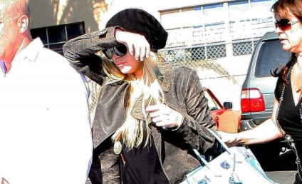 Lindsay Lohan. Involved. In. Another. Car. Crash.