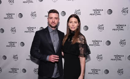 Jessica Biel: Justin Timberlake Can't Be Tamed...At Work