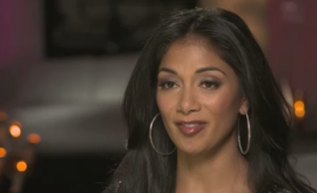 Nicole Scherzinger Talks Eating Disorder
