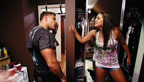 Ronnie and Sammi Fight, Take 12