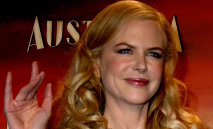 Nicole Kidman Hospitalized After On-Set Car Crash