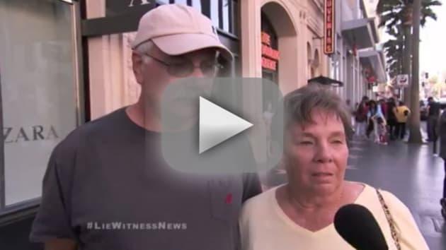Jimmy Kimmel Live to Pedestrians: FDR Died!