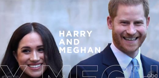 Meg and Harry
