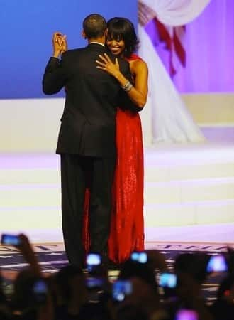 Obama Slow Dancing