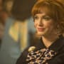 Joan on Mad Men