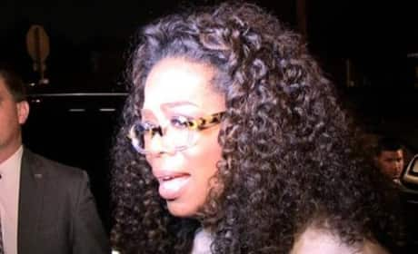 Oprah Reacts to Bobbi Kristina Brown Prognosis