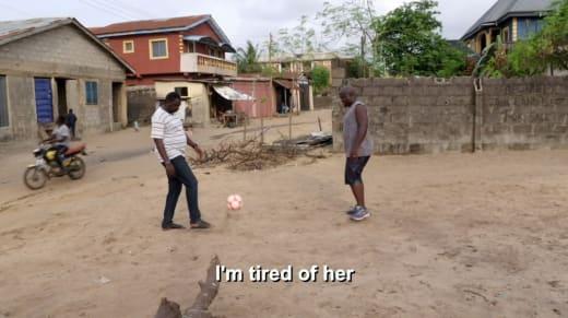 Michael Ilesanmi - I'm tired of her (yelling etc)
