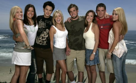 Laguna Beach Cast Photo