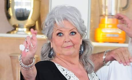 Paula Deen Losing Weight?
