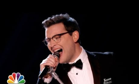 """James Wolpert: """"Somebody To Love"""" - The Voice"""