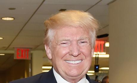 Donald Trumped Up