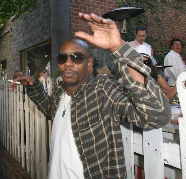 Dave Chappelle Hands Up