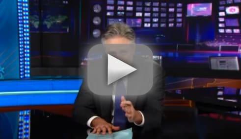 Jon Stewart on Boston Marathon Bombing