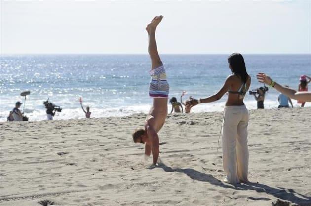 Bachelor Beach Bum