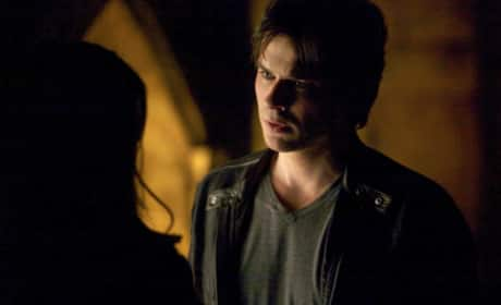 Do you hope Damon is dead on The Vampire Diaries?