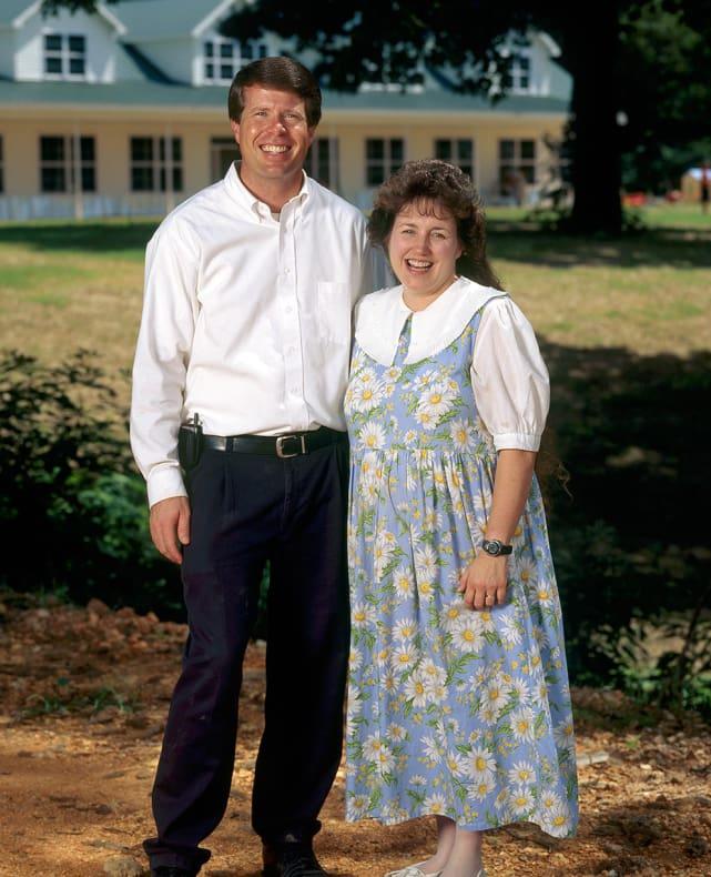 Michelle and Jim Bob: 2004