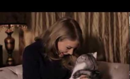"""Taylor Swift """"For Your Consideration"""" ACM Video Pokes Fun at Cat-Loving Self"""